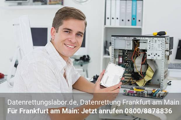 Datenrettung Frankfurt am Main Datenrettungslabor