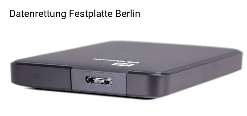 Datenrettung NAS Berlin