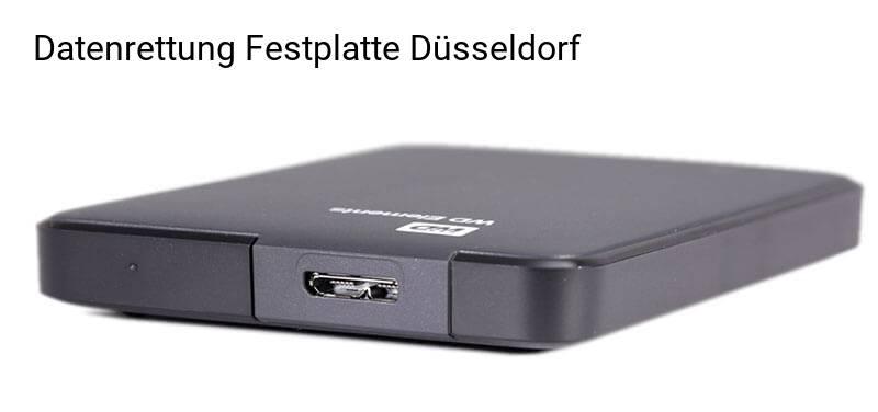 Datenrettung NAS Düsseldorf