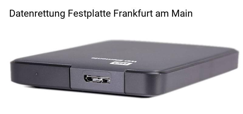Datenrettung NAS Frankfurt am Main