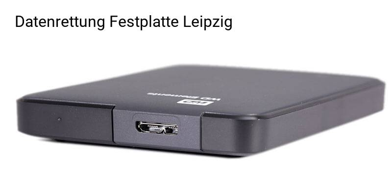 Datenrettung NAS Leipzig