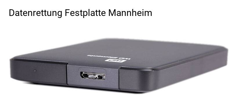 Datenrettung NAS Mannheim