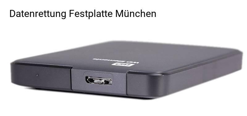 Datenrettung NAS München
