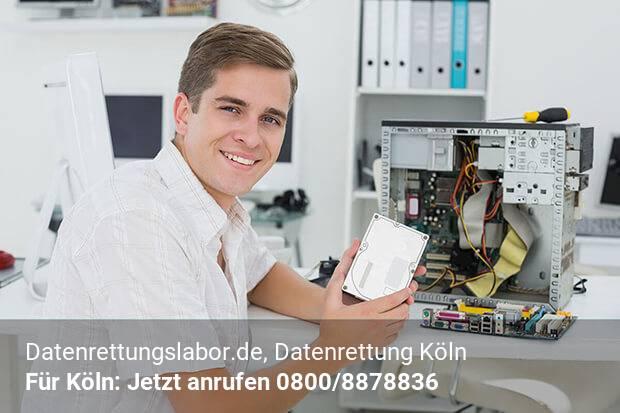 Datenrettung Köln Datenrettungslabor