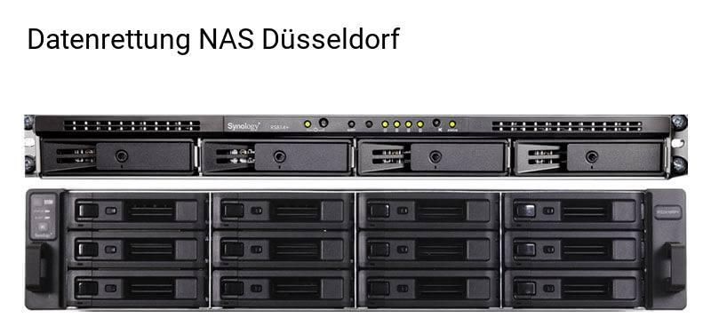Datenrettung Düsseldorf Festplatte im Datenrettungslabor